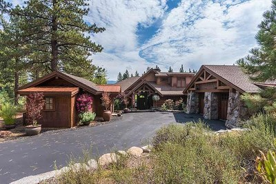Truckee Single Family Home For Sale: 7675 Lahontan Drive #11