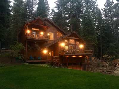 Truckee Single Family Home For Sale: 10818 Snowshoe Circle