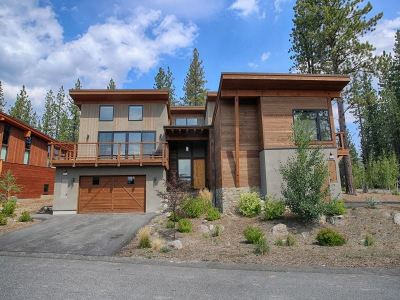Truckee, Soda Springs, Carnelian Bay, Olympic Valley Condo/Townhouse For Sale: 9114 Heartwood Drive