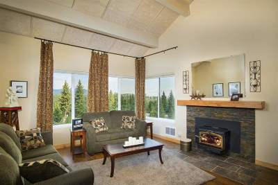Truckee, Soda Springs, Carnelian Bay, Olympic Valley Condo/Townhouse For Sale: 11667 Snowpeak Way #522