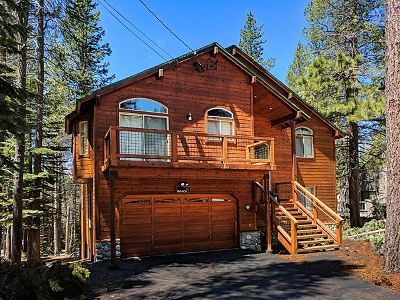 Truckee, Soda Springs, Carnelian Bay, Olympic Valley Single Family Home For Sale: 11530 Lausanne Way