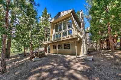 Incline Village Single Family Home For Sale: 549 Boothill Court