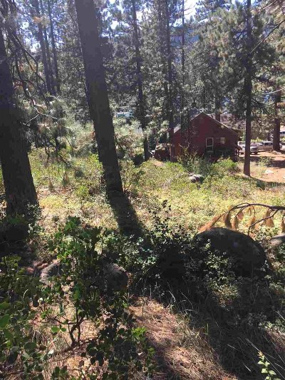 Donner Lake Residential Lots & Land For Sale: 13517 Olympic Drive
