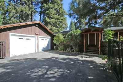 Single Family Home For Sale: 11241 Alder Drive