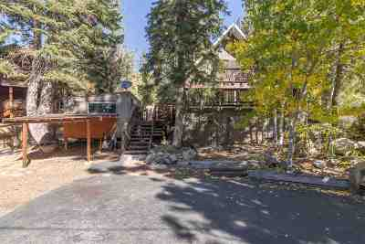 Truckee Single Family Home For Sale: 13530 Olympic Drive