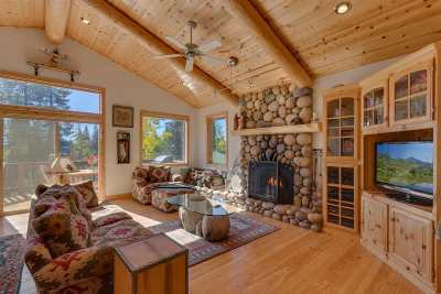 Tahoe Vista Single Family Home For Sale: 375 Fawn Lane