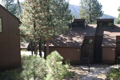 Truckee Condo/Townhouse For Sale: 6047 Bear Trap