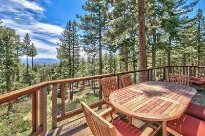 Incline Village Single Family Home For Sale: 707 Cristina Drive