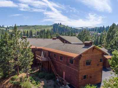 Truckee Condo/Townhouse For Sale: 16725 Skislope Way #5
