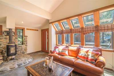 Alpine Meadows Single Family Home For Sale: 1360 Pine Trail
