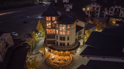 Truckee, Soda Springs, Carnelian Bay, Olympic Valley Condo/Townhouse For Sale: 1850 Village South Road #428