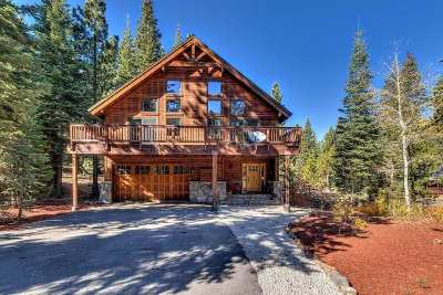 Truckee, Soda Springs, Carnelian Bay, Olympic Valley Single Family Home For Sale: 12224 Saint Bernard Drive