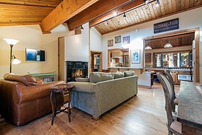 Tahoe City Single Family Home For Sale: 232 Shoreview Drive