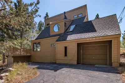 Truckee Single Family Home For Sale: 13186 Hillside Drive