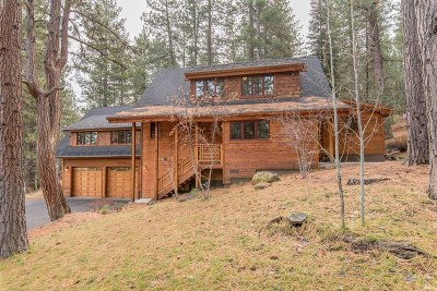 Truckee, Soda Springs, Carnelian Bay, Olympic Valley Single Family Home For Sale: 15107 Berkshire Circle