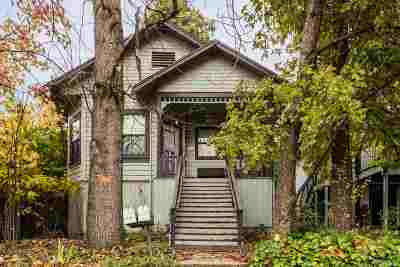 Single Family Home For Sale: 224 S School Street