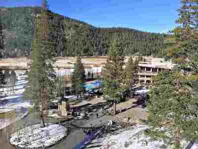 Truckee, Soda Springs, Carnelian Bay, Olympic Valley Condo/Townhouse For Sale: 400 Squaw Creek Road #614 616