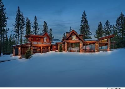 Truckee Single Family Home For Sale: 7765 Lahontan Drive