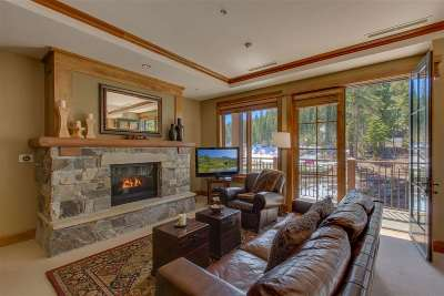 Truckee Condo/Townhouse For Sale: 4001 Northstar Drive #308