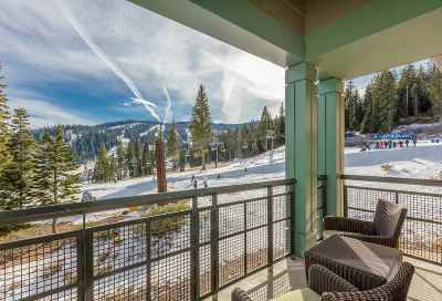 Truckee Condo/Townhouse For Sale: 13051 Ritz Carlton Highlands Ct #4202