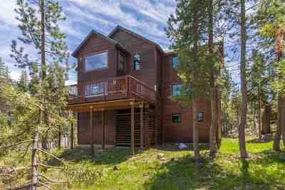 Soda Springs Single Family Home For Sale: 9399 Cascade Road