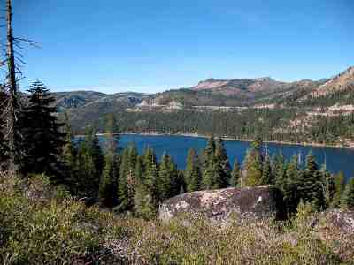 Donner Lake Residential Lots & Land For Sale: Mt Judah Drive