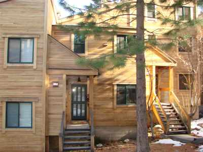 Truckee, Soda Springs, Carnelian Bay, Olympic Valley Condo/Townhouse For Sale: 5005 Gold Bend