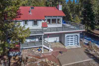 Tahoe Vista Single Family Home For Sale: 6443 Wildwood Road