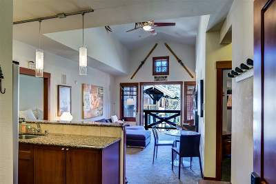 Truckee, Soda Springs, Carnelian Bay, Olympic Valley Condo/Townhouse For Sale: 1995 Squaw Valley Road #1-406