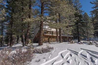 Truckee Single Family Home For Sale: 13662 Russell Valley Road