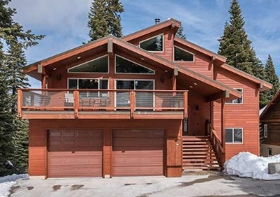 Truckee Single Family Home For Sale: 12349 Skislope Way