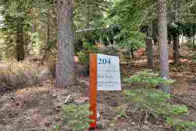 Residential Lots & Land For Sale: 10625 Carson Range Road