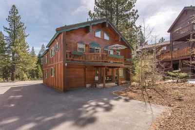 Truckee CA Condo/Townhouse For Sale: $455,000