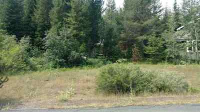 Donner Lake Residential Lots & Land For Sale: 16245 Pine Court