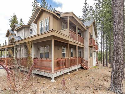 Truckee Condo/Townhouse For Sale: 10363 Stoneridge Drive #202