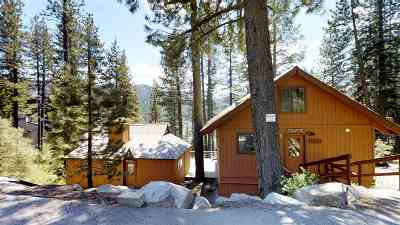 Donner Lake Single Family Home Contingent: 10157 Donner Lake Road
