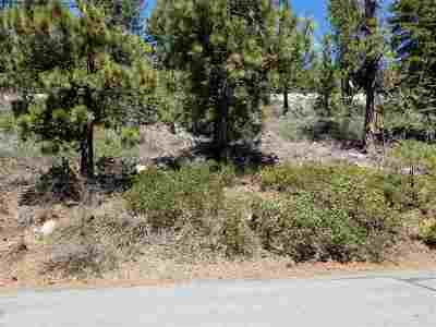 Donner Lake Residential Lots & Land For Sale: 14570 Denton Avenue