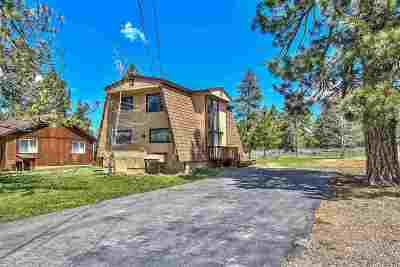 Truckee Single Family Home For Sale: 16471 Glenshire Drive