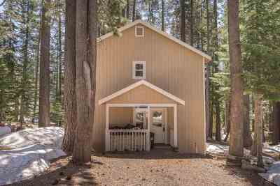 Soda Springs Single Family Home For Sale: 50879 White Fir Terrace