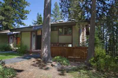 Tahoe City CA Condo/Townhouse For Sale: $2,700,000
