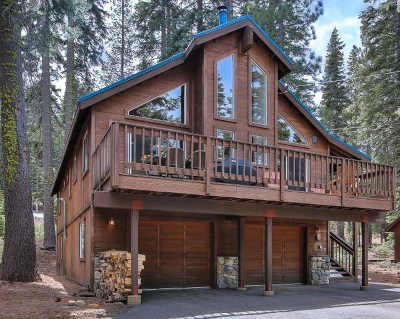 Tahoe Donner Single Family Home For Sale: 14293 Copenhagen Drive