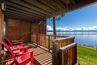 Tahoe City CA Condo/Townhouse For Sale: $2,100,000