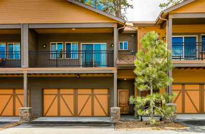 Truckee CA Condo/Townhouse For Sale: $605,000