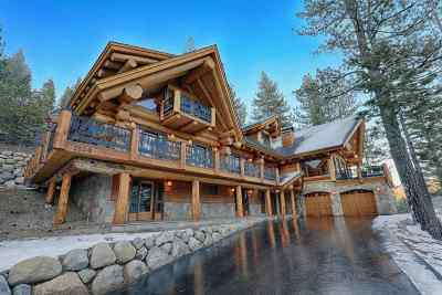 Olympic Valley CA Single Family Home For Sale: $3,650,000