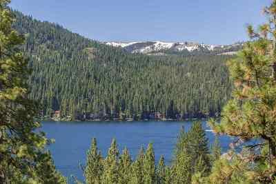 Donner Lake Residential Lots & Land For Sale: 10455 Donner Lake Road