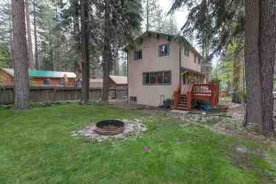 Tahoe City, Tahoe Vista, Kings Beach, Carnelian Bay Single Family Home For Sale: 8355 Loch Levon Avenue