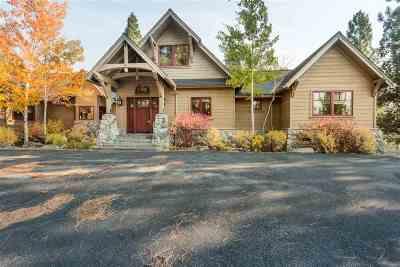 Single Family Home For Sale: 578 Sunburst