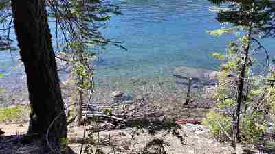 Donner Lake Residential Lots & Land For Sale: 14010 South Shore Drive