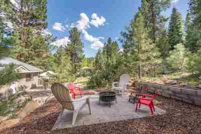 Truckee, Soda Springs, Carnelian Bay, Olympic Valley Single Family Home For Sale: 15231 Donnington Lane