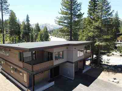 Squaw Valley Condo/Townhouse For Sale: 204 Palisades Circle